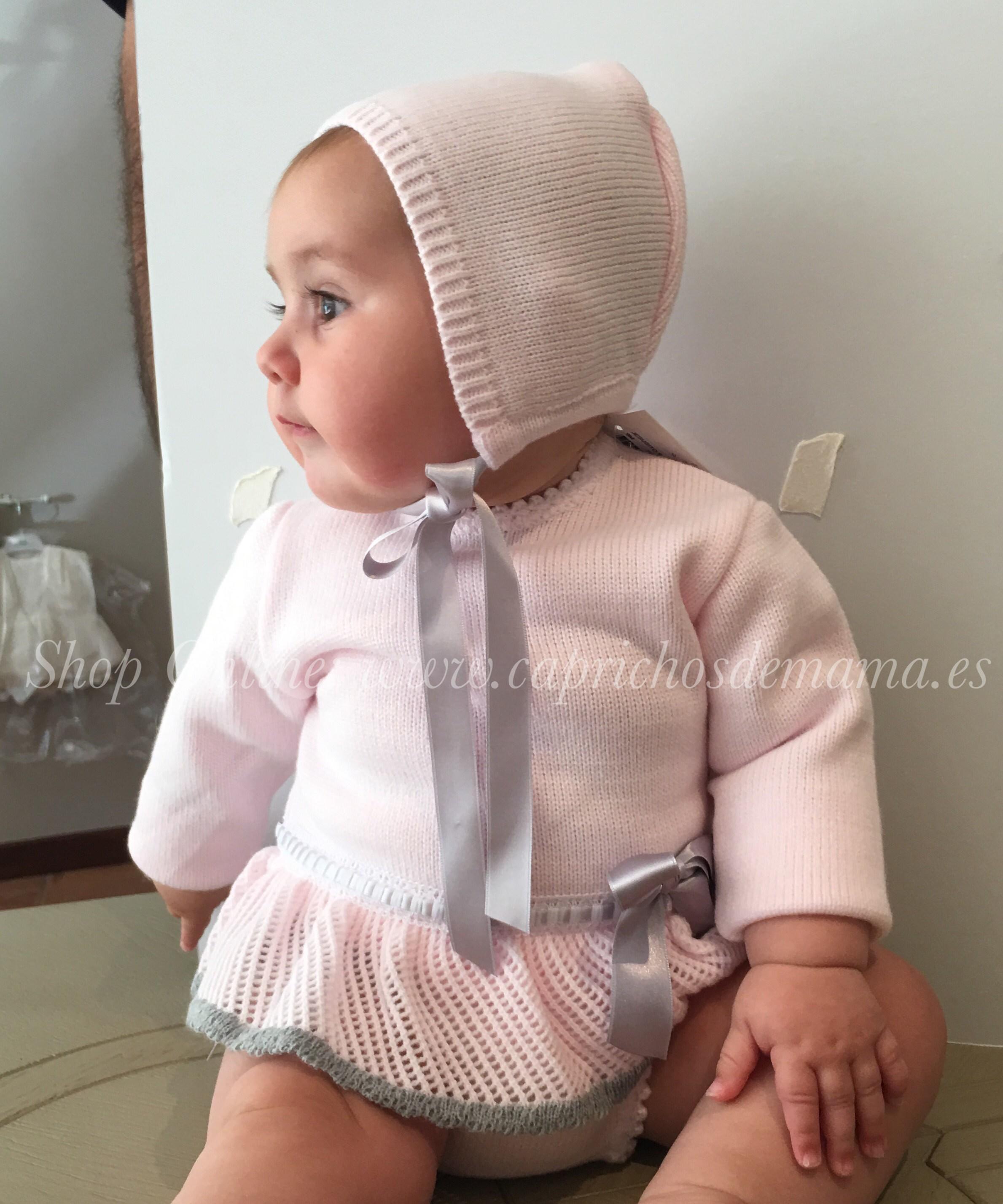 fa8699112 Jesusito bebé niña de Nini de punto