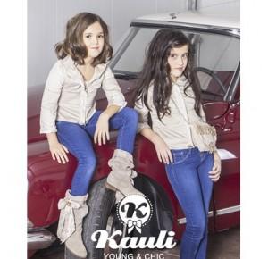 Jeans para niña de Kauli