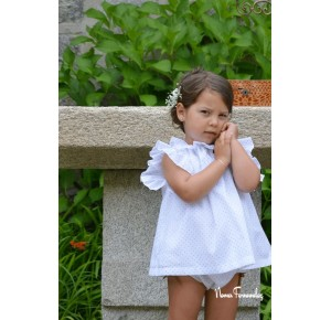 Jesusito bebé niña Oriana de Noma Fernández