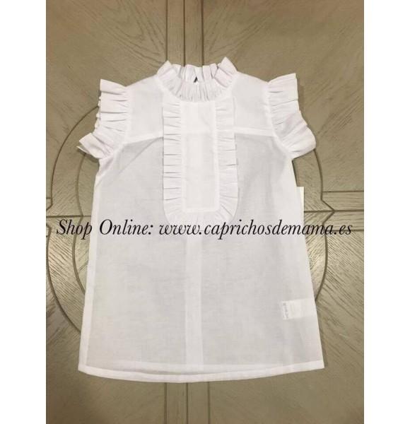 Camisa niña Floral de Noma Fernández