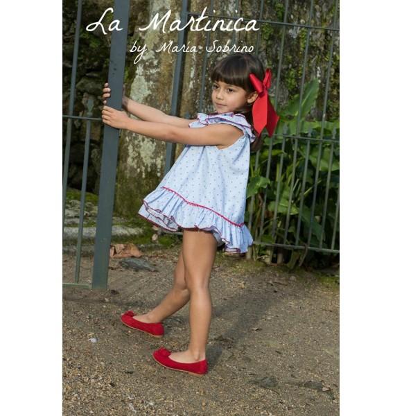 Jesusito niña Confetti de La Martinica