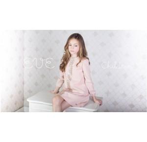 Vestido niña de Eve Children lentejuelas rosa