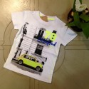 Camiseta niño manga corta