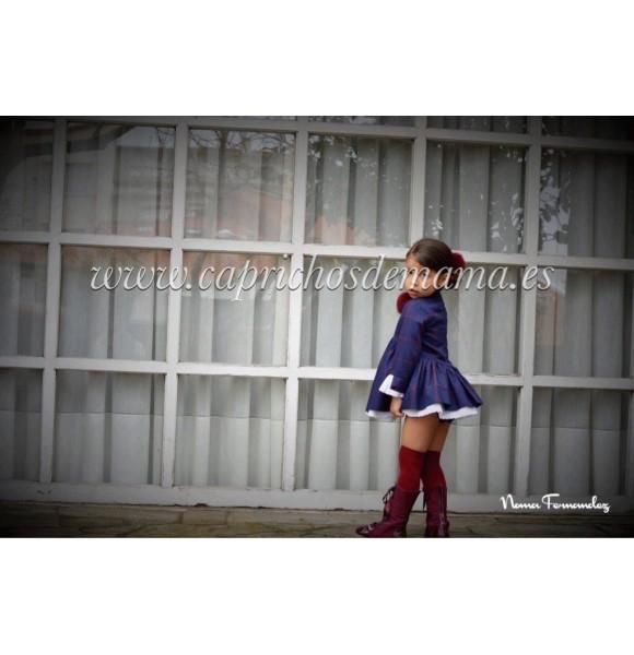 Vestido niña Minuetto de Noma Fernández