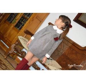 Vestido niña Nerea de Noma Fernández