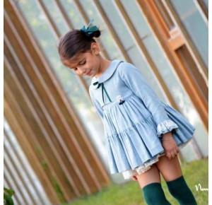 Vestido niña Orinoco de Noma Fernández