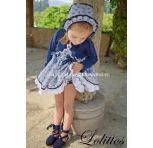 Jesusito bebé niña Juanola de Lolittos