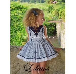 Vestido niña Juanola de Lolittos