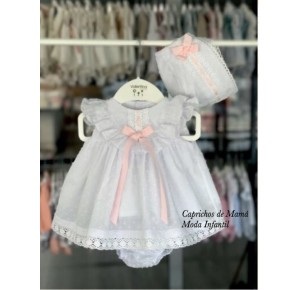 Jesusito bebé niña de Valentina Bebés plumeti