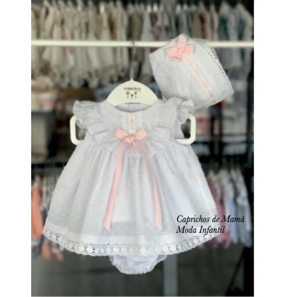 a7a60a0227e10 Jesusito bebé niña de Valentina Bebés plumeti