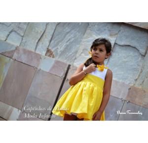 Vestido niña Alice de Noma Fernández