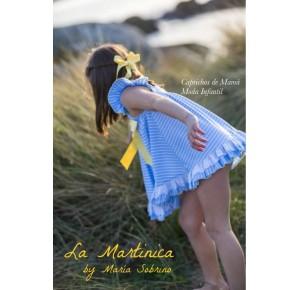 Vestido niña Tulipán de La Martinica