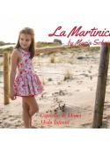 Vestido niña Carmela de La Martinica