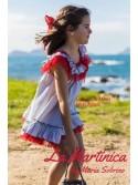 Vestido niña Nautilus de La Martinica