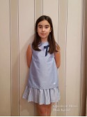Vestido niña Palermo de Eve Children oxford