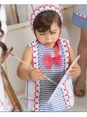 Vestido bebé niña Marivent de Yoedu