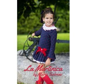 Vestido niña El Rincón de Marta de La Martinica