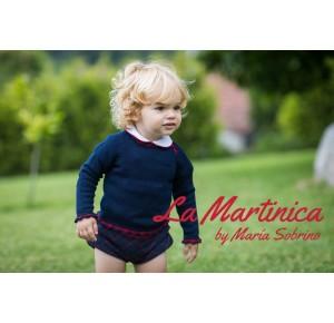 Conjunto bebé niño El Rincón de Marta de La Martinica