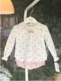 Conjunto bebé niña de Valentina Bebés gatitos rosa