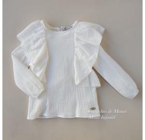 Camisa niña Teen de Eve Children bámbula