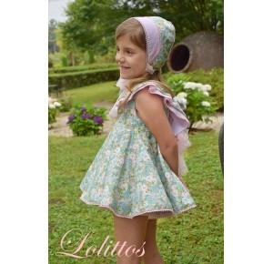 Jesusito niña Pomposa de Lolittos liberty