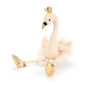 Peluche cisne con tutú de Jellycat