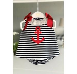 Jesusito bebé niña de Valentina Bebés marinero