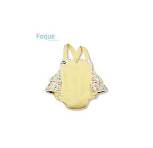 Ranita bebé niña de Foque amarilla
