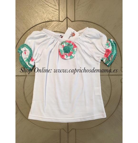 Camiseta Galleta de Mari  Cruz