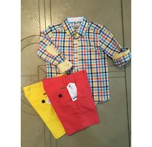 Camisa sevillana de Nachete